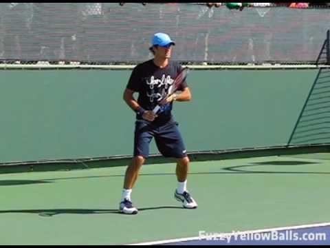 Roger Federer Forehand in Slow Motion