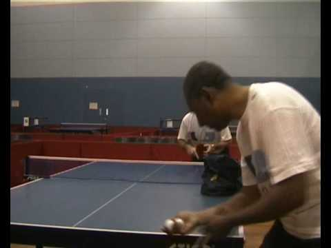 Table Tennis Forehand Flick