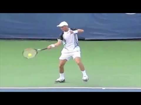 Forehand Technique - The 5 Power Sources