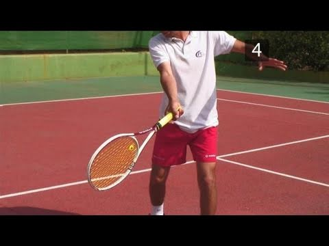 How To Learn The Forehand
