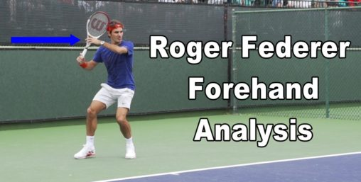 Roger Federer Forehand Analysis Part 1